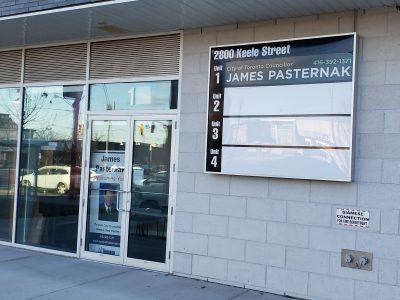 Councillor James Pasternak