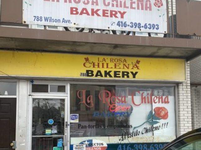 La Rosa Chilena Bakery
